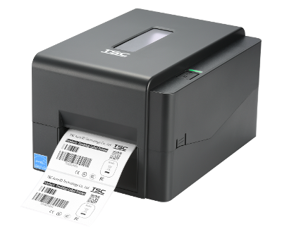 TSC TE200 Desktop Thermal Transfer Bar Code Printer, 203 dpi, 6 ips