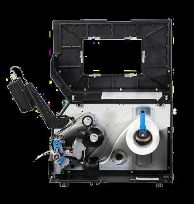 Printronix T8204 ODV-1D Průmyslová tiskárna čárových kódů s 1D-verifikátorem, 203 dpi, 14 ips