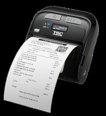 Mobilní tiskárna čárových kódů TSC TDM-30