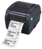 TSC TC200 Desktop Clamshell Thermal Transfer Printer, 203 dpi, 6 ips, USB+RS232+LPT+LAN, RTC
