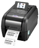 TSC TX200 Barcode Etikettendrucker, LCD, 203 dpi, 8 ips, USB + RS232 + LAN