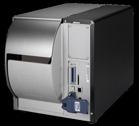 TSC WiFi module on industrial printer