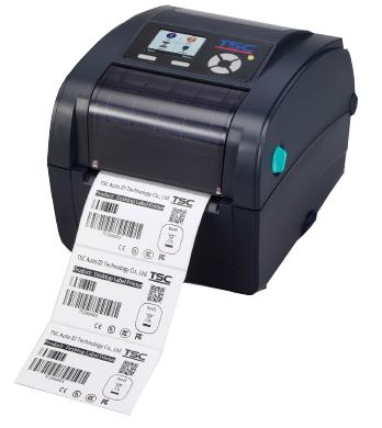 TC210 Stolní TT tiskárna čárových kódů, 203 dpi, 6 ips, LCD