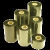 TTR páska na saténové stuhy, 88mm x 100m, zlatá