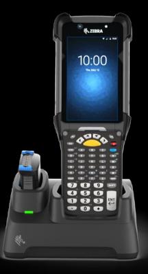 Zebra MC93 cradle, dobíjecí a komunikační základna pro terminál a baterii