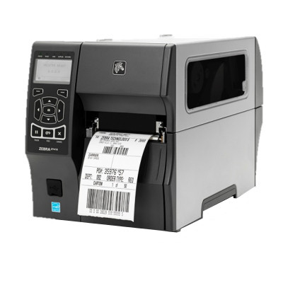 Zebra ZT410 - Silverline Label Printer, RFID UHF Encoder, 203 DPI, USB + RS232 + LAN