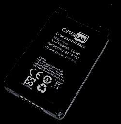 CipherLab Baterie pro CPT-8600, Li-Ion, 1100 mAh