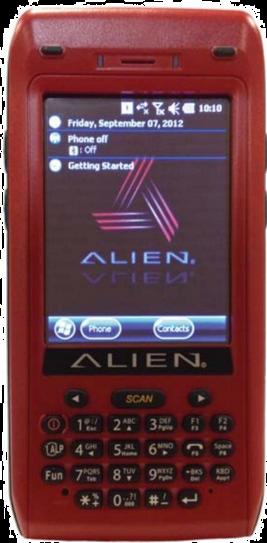Ruční čtečka RFID Alien ALH-9010, ALH-9011