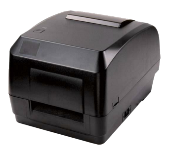 Birch DP-4432 Desktop Thermal Transfer Bar Code Printer, 5 ips, 203 dpi, USB+RS232+Ethernet