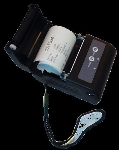 Mobilní tiskárna účtenek Birch BM-C02