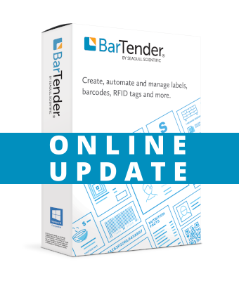 Seagull BarTender Enterprise 2019: Maintenance and support for application license (per year)