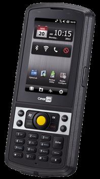 CipherLab CP30 WM 6.5 Pro, Laser, BT, Wi-Fi, 3G WCDMA, GSM, GPRS, EDGE, WQVGA