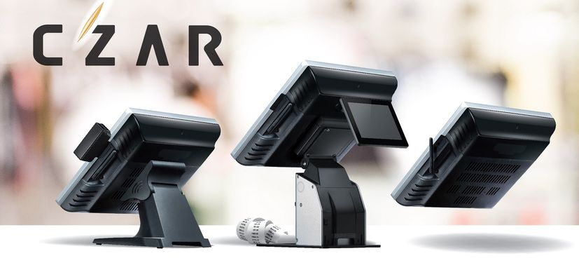 Touch POS system Birch Czar