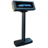 Birch DSP-800 VFD alphanumeric display, 2x20 characters, RS232, black