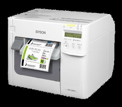 Epson ColorWorks TM-C3500 - barevná tiskárna štítků