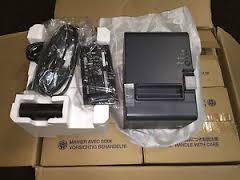 Epson TM -T20II unboxing