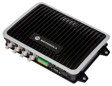 Zebra FX9500 RFID-Reader für den europäischen Frequenzbereich UHF Gen2, 8 Porten