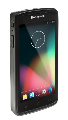 Honeywell ScanPal EDA50, rugged terminal, Android 4.4, 1D/2D, WiFi, camera, BT, NFC, 3G