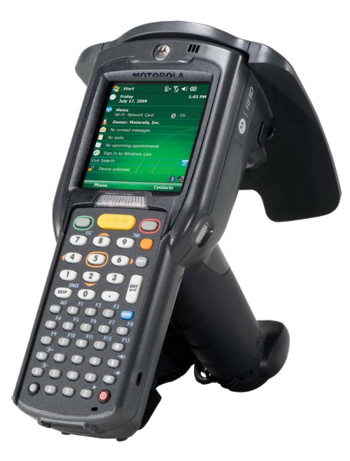 Mobile terminal with built-in RFID reader Motorola MC3190-Z