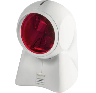 Honeywell 7190g Orbit hybrid, desktop 1D / 2D omnidirectional reader, without cable, light
