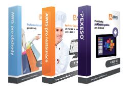 Pokladní systémy Awis a Pexeso (Windows/Android/iOS)