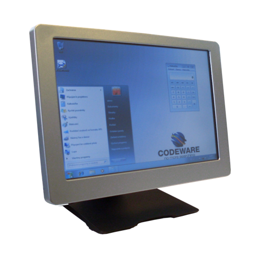 "Birch A8TS-H 12"" dotykový pokladní systém (N2800, 2GB RAM, 320GB HDD), bez OS"