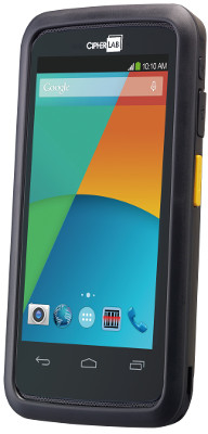 CipherLab RS30-Enterprise Smartphone, schwarz