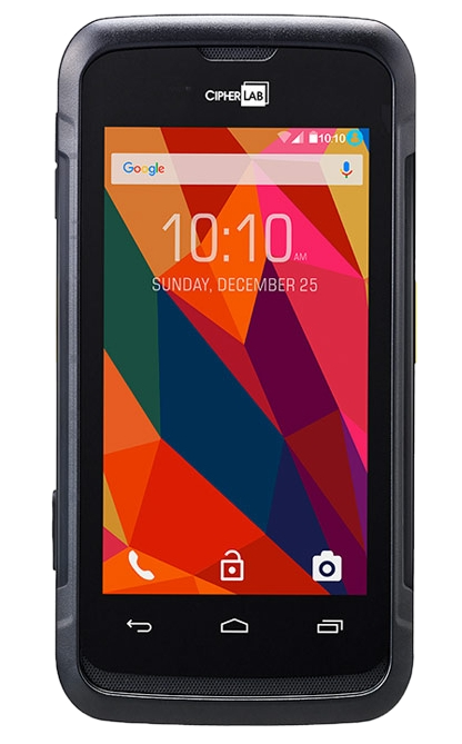 CipherLab RS31 - robuster Smartphone