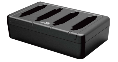 CipherLab 4-slot battery charger for RS50/RS51