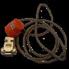 Sonda optického rozhraní (Optohlavička), konektor CANNON 9 PIN, RS232