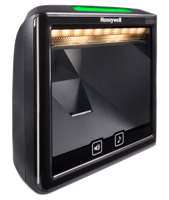 Honeywell 7980G Solaris, 2D scanner