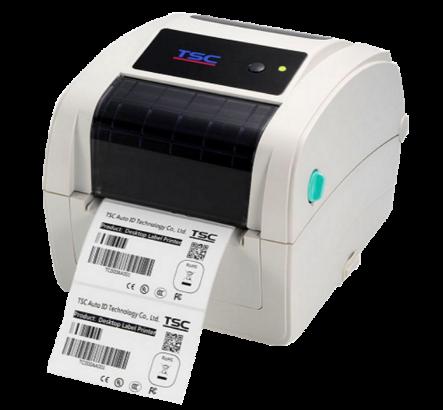 TC200, TC300 Stolní TT tiskárna čárových kódů