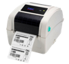 TSC TC200 Stolní TT tiskárna čárových kódů, 203 dpi, 6 ips, USB+RS232+LPT+LAN, RTC, světlá