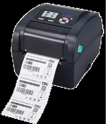 TSC TC210 Stolní TT tiskárna čárových kódů, 203 dpi, 6 ips, LCD, USB+RS232+LAN, RTC