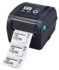 TSC TC310 Desktop Clamshell Thermal Transfer Printer, 300 dpi, 4 ips, LCD, USB+RS232+LAN, RTC