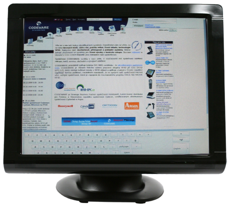Birch TM-3000 touch monitor