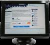 """Birch TM-3000 17"""" Dotekový monitor, rezistentný, pomer stran 4:3, čierny"""