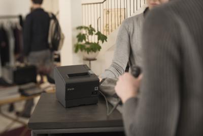 Pokladní termo tiskárna TM-T88V