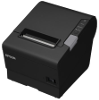 Epson Thermal Receipt Printer TM-T88V, black, USB+serial, ethernet, Power supply
