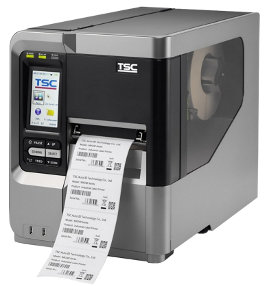 TSC MX-640 Metal Industrial Barcode-Drucker, 600 dpi, 6 ips