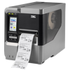 TSC MX-640 Metal Industrial Bar Code Printer, 600 dpi, 6 ips
