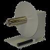 UN-220 Univerzální navíječ etiket, 250 mm/s