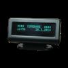 Birch VFD alfanumerický displej, 2x20 znaků, prostorově úsporný, USB