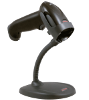 Honeywell 1450 g Voyager handheld omnidirectional barcode reader, 2D, USB, black, with flexible stand