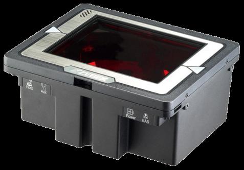Zebex Z-6181 Všesměrová pultová čtečka čárových kódů, dual-laser, USB