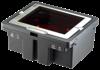 Zebex Všesměrová pultová čtečka čárových kódů, dual-laser