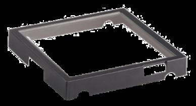 Zebex Horní kryt pro horizontální montáž pultové čtečky Z-6182