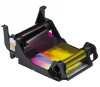 Zebra ZXP1 - printing color YMCKO for 100 cards
