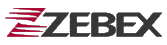 Zebex logo
